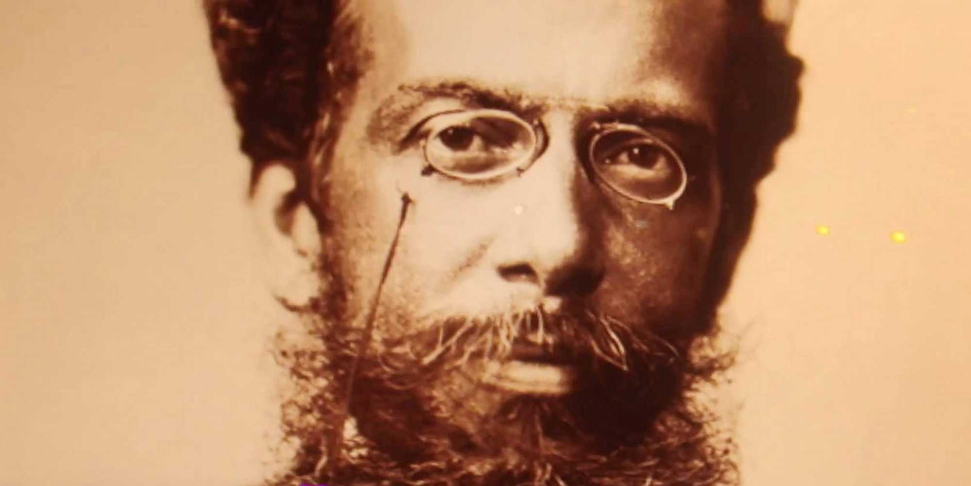 Brazilian writer Machado de Assis