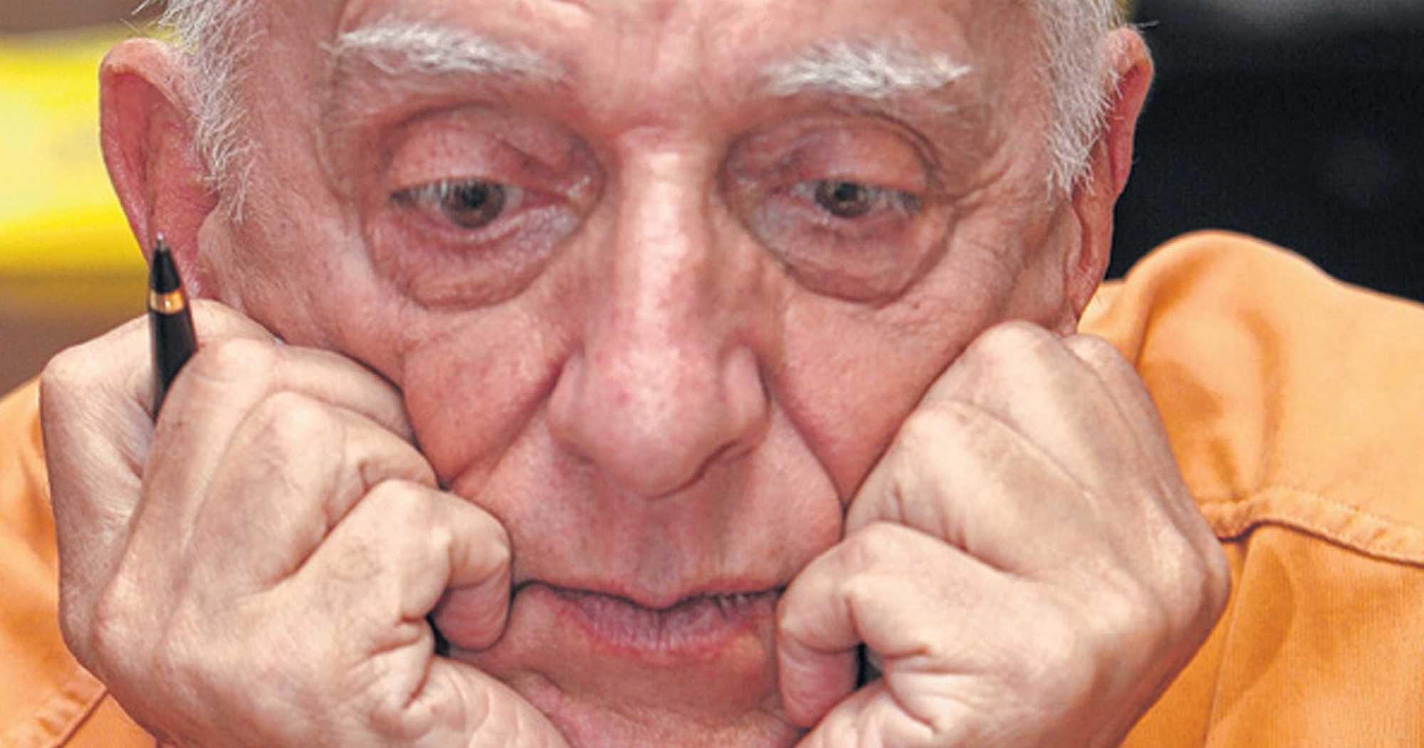Brazilian writer and psychoanalyst Rubem Alves