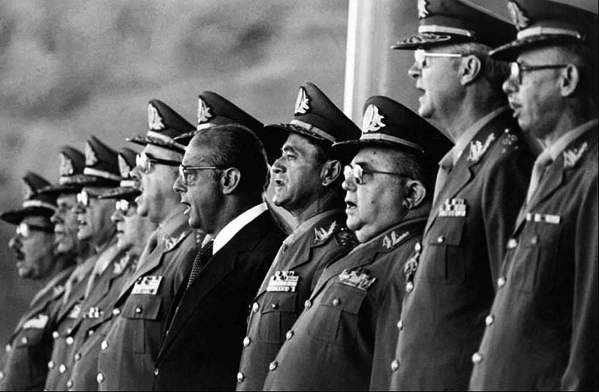 any similarity between today s brazil and the military dictatorship